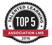 Talented Learning Top 5 Association LMS award