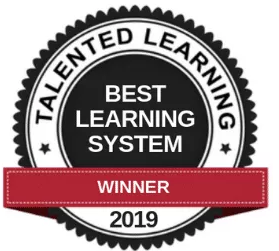 Talented Learning Award - Best Learning System